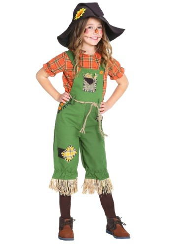 Scarecrow Costume for Girls