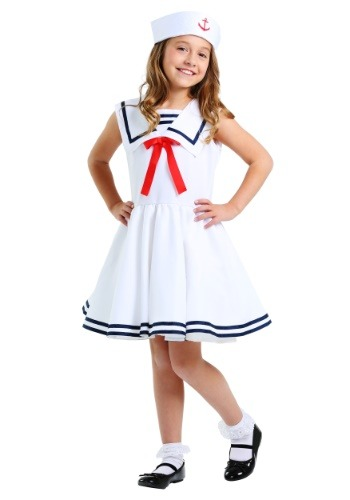 Click Here to buy Sailor Girls Costume from HalloweenCostumes, CDN Funds & Shipping