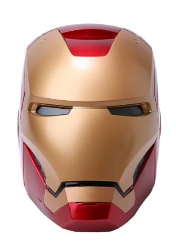 Click Here to buy Marvel Legends Gear Iron Man Helmet Replica from HalloweenCostumes, CDN Funds & Shipping