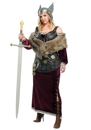 Women's Viking Goddess