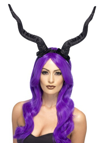 Krampus Horns Headband