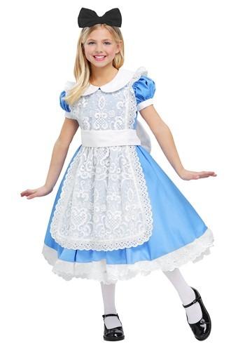 Elite Alice Costume for Girls