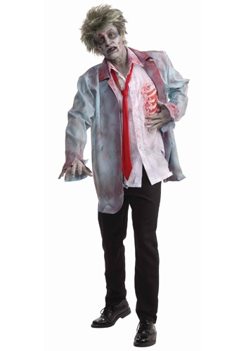Click Here to buy Zombie Husband Costume from HalloweenCostumes, CDN Funds & Shipping