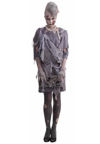 Click Here to buy Zombie Woman Costume from HalloweenCostumes, CDN Funds & Shipping