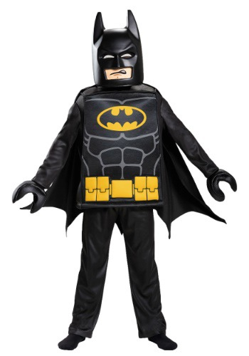 Click Here to buy Lego Batman Movie Batman Kids Costume from HalloweenCostumes, CDN Funds & Shipping