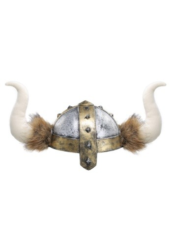 Horned Viking Helmet for Kids