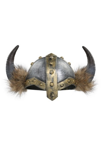 Womens Horned Viking Helmet
