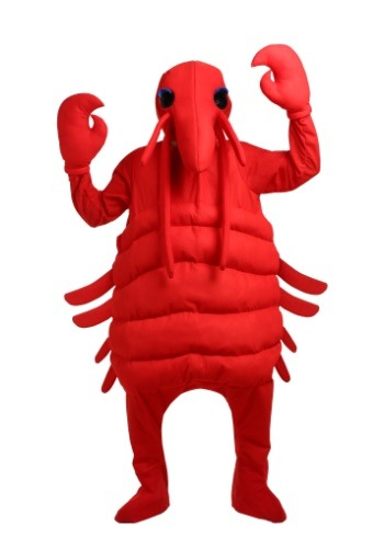 Click Here to buy The Lobster Mens Costume from HalloweenCostumes, CDN Funds & Shipping