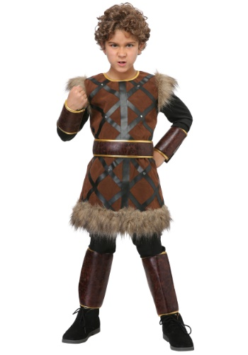 Click Here to buy Fighting Viking Boys Costume from HalloweenCostumes, CDN Funds & Shipping