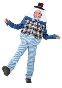 Classic Humpty Dumpty Kids Costume