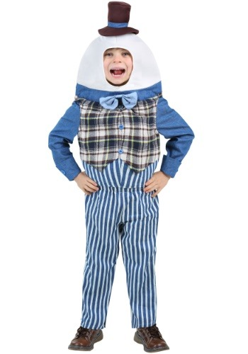 Classic Humpty Dumpty Costume for Toddlers