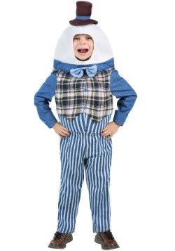 Classic Humpty Dumpty Toddler Costume