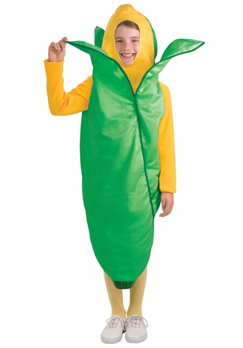 Click Here to buy Kids Ear of Corn Costume from HalloweenCostumes, CDN Funds & Shipping