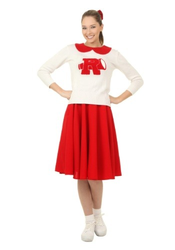 Click Here to buy Grease Rydell High Plus Size Cheerleader Womens Costume from HalloweenCostumes, CDN Funds & Shipping