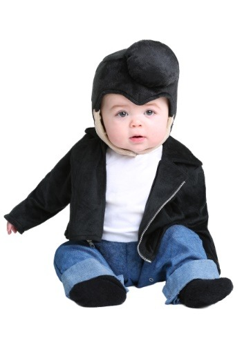 Grease T-Birds Costume for Babies | Movie Character Costume