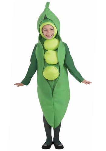Click Here to buy Kids Peas Costume from HalloweenCostumes, CDN Funds & Shipping