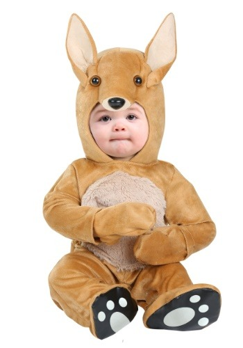 Click Here to buy Baby Kangaroo Costume for Babys from HalloweenCostumes, CDN Funds & Shipping