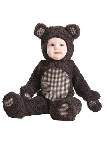 Click Here to buy Baby Bear Costume for Babys | Warm Halloween Costumes from HalloweenCostumes, CDN Funds & Shipping