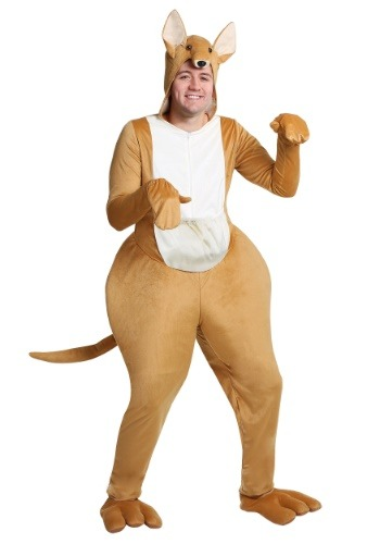 Kangaroo Costume for Adults