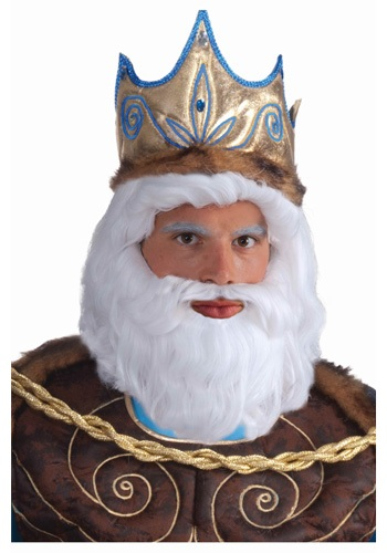 Click Here to buy King Neptune Wig from HalloweenCostumes, CDN Funds & Shipping
