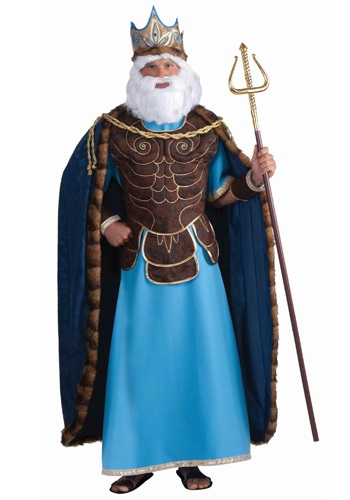 Click Here to buy King Neptune Costume from HalloweenCostumes, CDN Funds & Shipping