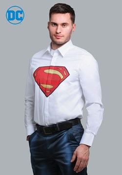 Superman Suit Shirt (Alter Ego)