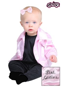 Grease Pink Ladies Infant Costume