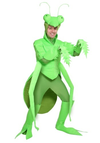 Mens Praying Mantis Costume