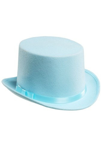 Click Here to buy Blue Tuxedo Top Hat from HalloweenCostumes, CDN Funds & Shipping