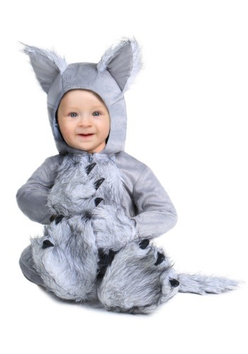Click Here to buy Baby Wolf Costume from HalloweenCostumes, CDN Funds & Shipping