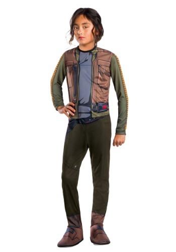 Star Wars: Rogue One Jyn Erso Girls Costume