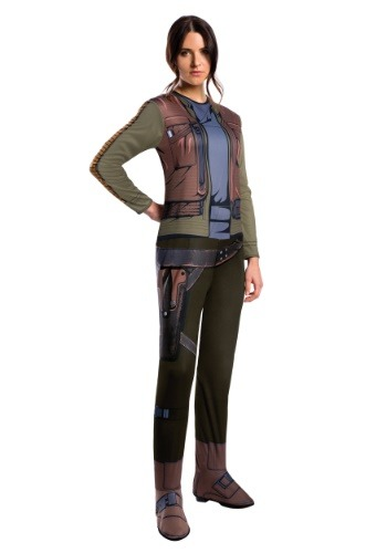 Jyn Erso Womens Adult Size Costume from Star Wars: Rogue One
