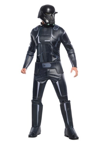 Click Here to buy Adult Deluxe Shadow Trooper Costume from Star Wars: Rogue One from HalloweenCostumes, CDN Funds & Shipping