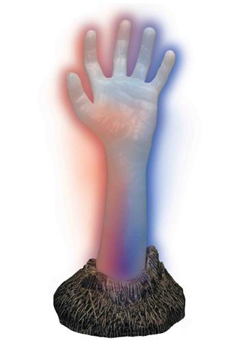 Light-Up Zombie Hand