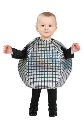 Disco Ball Costume for Infants | Kids 70s Costumes