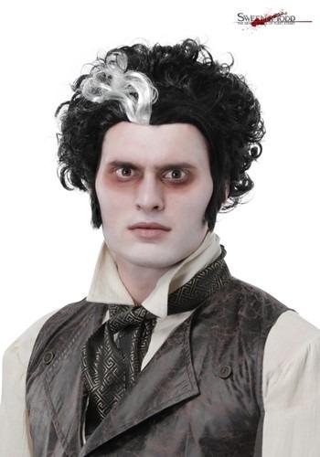 Sweeney Todd Adult Wig