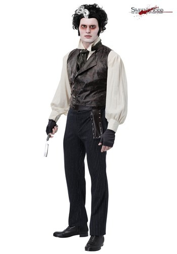 Sweeney Todd Men's Costume Update Main