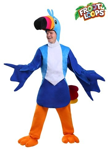 Toucan Sam Adult Costume