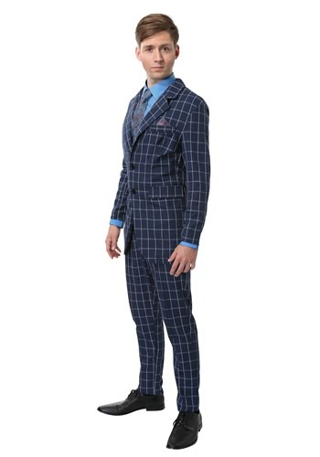 Click Here to buy Hannibal Lecter Costume Suit for Men from HalloweenCostumes, CDN Funds & Shipping