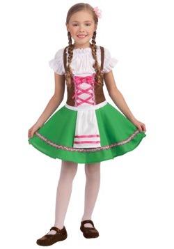Child Gretel Costume