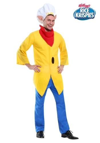 Rice Krispies Snap Mens Costume