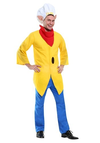 Click Here to buy Rice Krispies Snap Mens Costume from HalloweenCostumes, CDN Funds & Shipping
