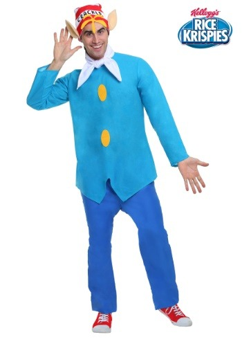Adult Rice Krispies Crackle Costume