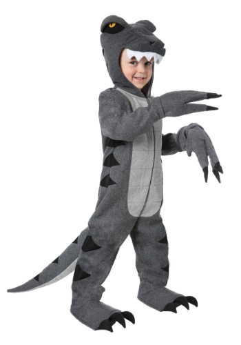 Child Wooly T-Rex Costume