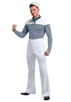 Vintage Sailor Men's Costume