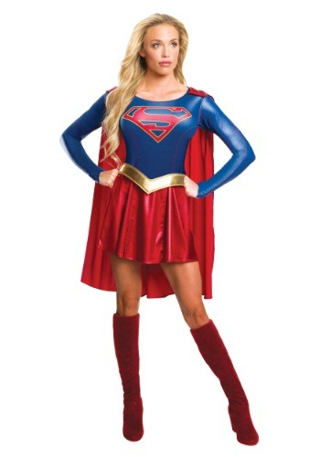 Women's Supergirl TV Costume