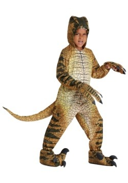 Child Velociraptor Costume