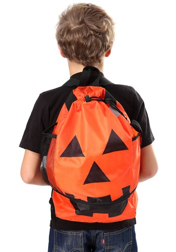 Jack O'Lantern Treat Bag