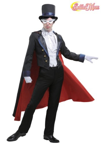 Men's Sailor Moon Tuxedo Mask Costume