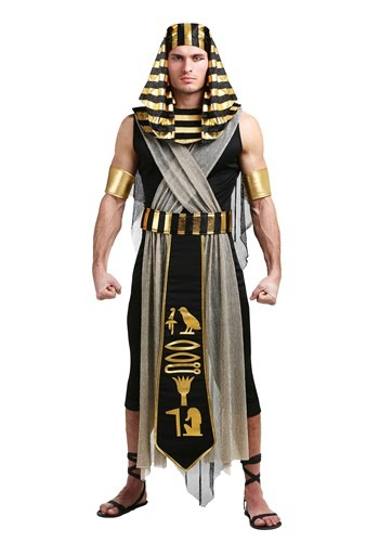 All Powerful Pharaoh Costume for Men